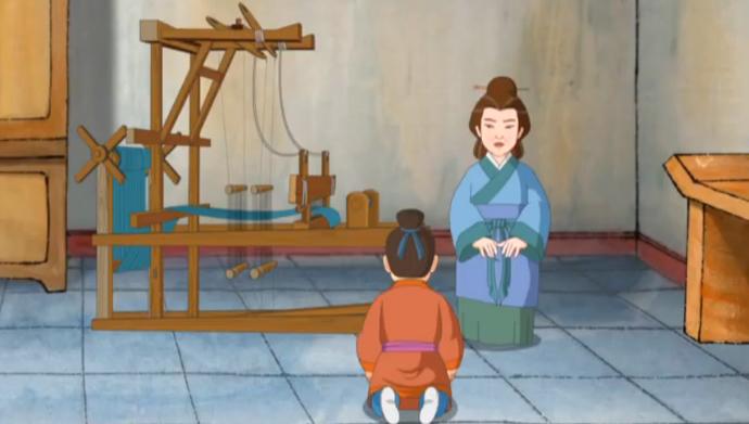 老妈通奸故事_荐读┃教子有方,古代四位伟大母亲的故事