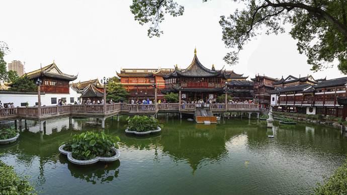 เรียนต่อจีน:สวนอี้หยวน
